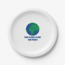 environmental protection paper plate