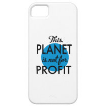 Environmental Protection - planet emergency for iPhone SE/5/5s Case