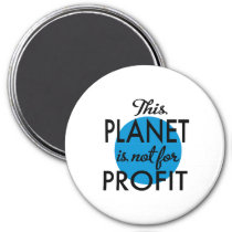 Environmental Protection - planet emergency for Magnet