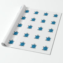 Environmental Protection - planet emergency for Wrapping Paper