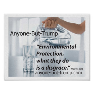 Environmental Protection Poster