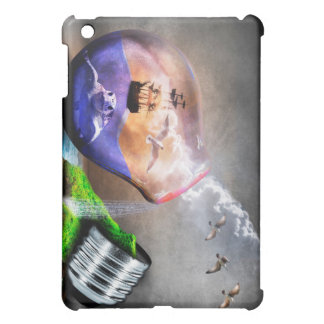 Environmental Protection Sea Turtle & Ship Picture Cover For The iPad Mini