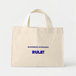Environmental Psychologists Rule! Tote Bags