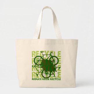 Environmental reCYCLE Tote Bags
