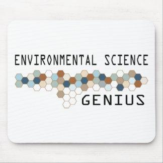 Environmental Science Genius Mouse Pad