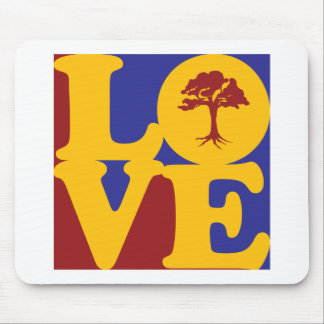 Environmental Science Love Mouse Pad