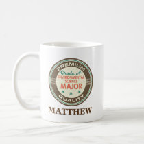 Environmental Science Major Personalized Mug Gift