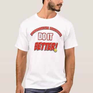 Environmental scientists job deisgns T-Shirt