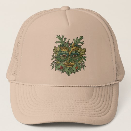 Environmental Tree Hugger Trucker Hat