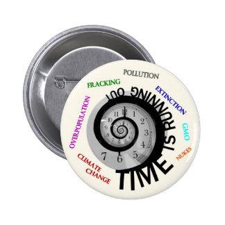 Environmentalism Buttons