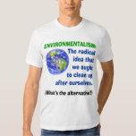 Environmentalism Defined T-Shirt
