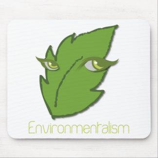 Environmentalism Mouse Pad