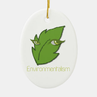 Environmentalism Ornament