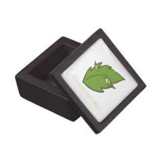 Environmentalism Small Gift Box Premium Jewelry Boxes
