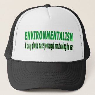 Environmentalism: Trucker Hat