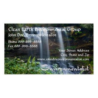 Environmentalist Business Card