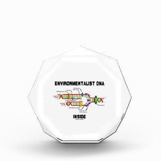 Environmentalist DNA Inside (DNA Replication) Award