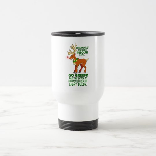 Environmentally Conscious Travel Mug