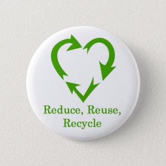 Environmentally Friendly Button