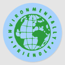 Environmentally Friendly Product Label