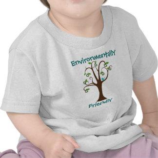 Environmentally Friendly Tree Shirt