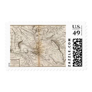 Environs d'Angouleme Stamp