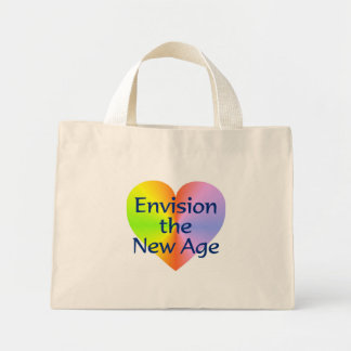 Envision The New Age Heart Bag