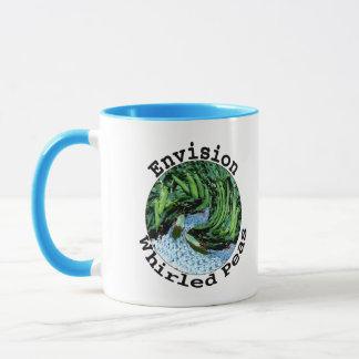 Envision Whirled Peas Mug