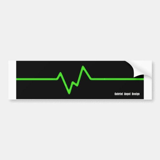 Envy Beat Bumper Sticker
