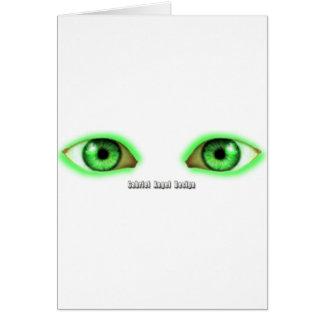 Envy Eyes Card