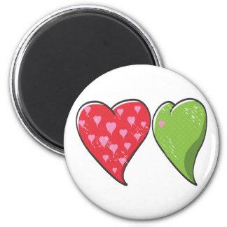 Envy Heart Magnet