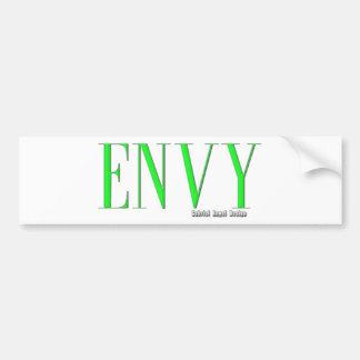 Envy Logo Bumper Sticker