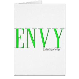 Envy Logo Card