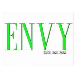 Envy Logo Postcard