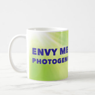 Envy Me For My Photogenic Memory Coffee Mug