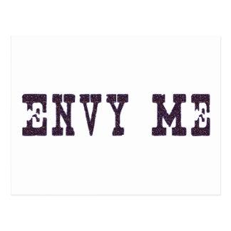 Envy Me Postcard