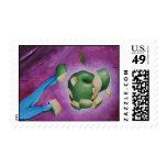 Envy Postage Stamp