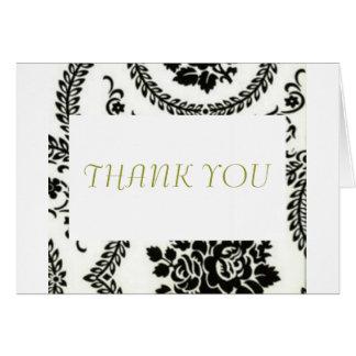 Envy-THANK YOU Card