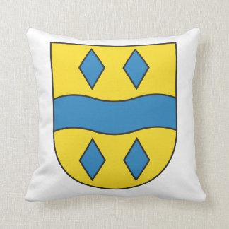 Enzkreis Throw Pillow