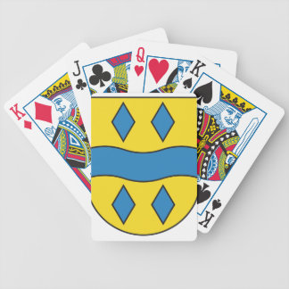 Enzkreis Bicycle Poker Cards