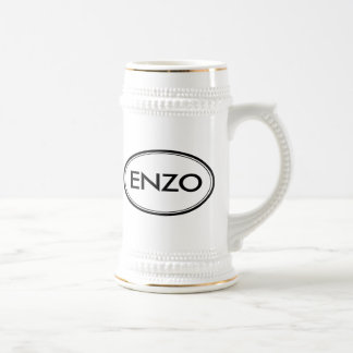 Enzo 18 Oz Beer Stein
