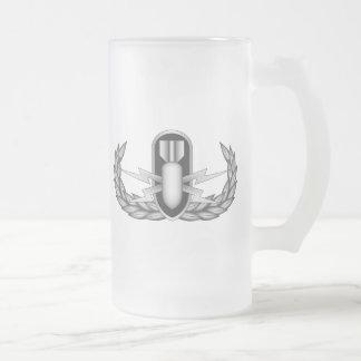 EOD_Badge_Basic_Silver Coffee Mugs