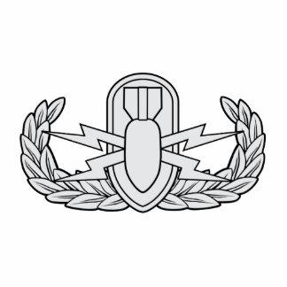 EOD badge Cutout