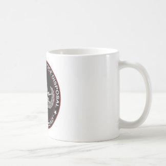 "EOD ""Bomb Squad"" Coffee Mug"
