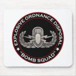 "EOD ""Bomb Squad"" Mouse Pad"