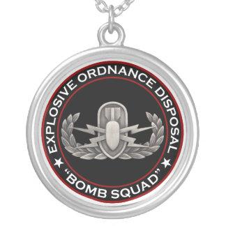 EOD Bomb Squad Necklaces