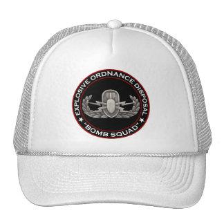 "EOD ""Bomb Squad"" Trucker Hat"