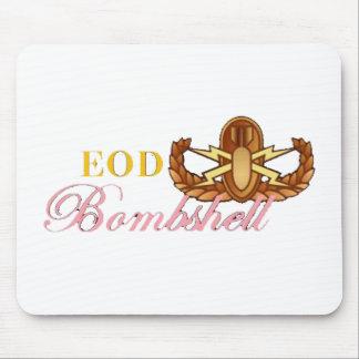 EOD Bombshell Mouse Mats
