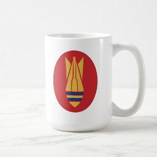 EOD británico Tazas De Café