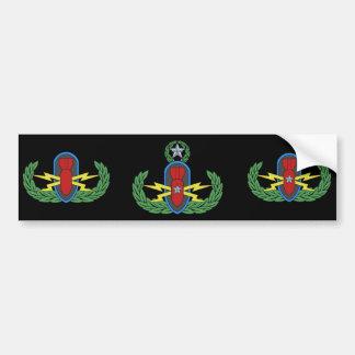 EOD Bumper Sticker (Black)